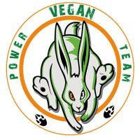 power vegan team - espositore Miveg