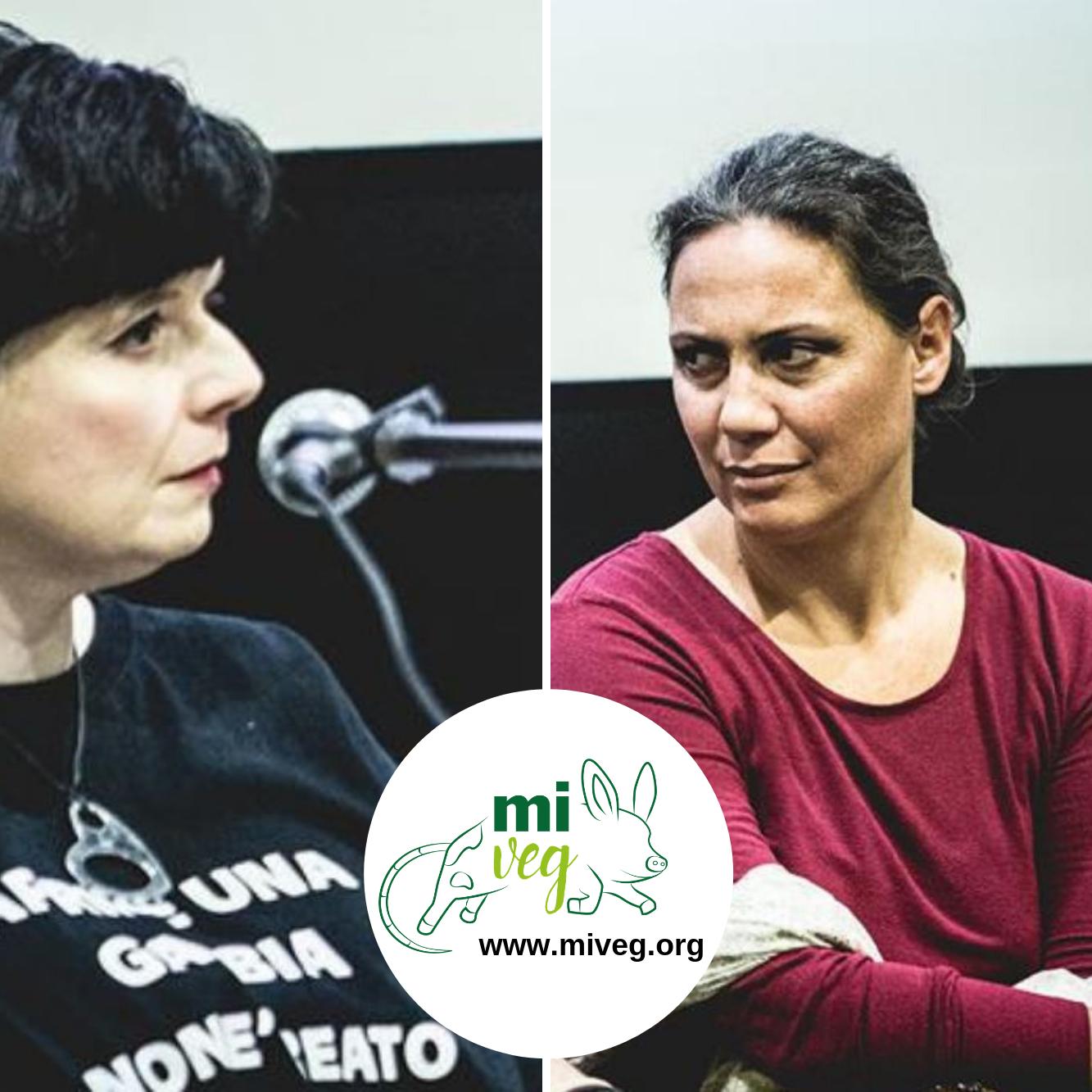 Programma MiVeg Silvia Molè e Barbara Balsamo